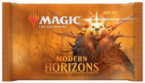 MtG Trading Card Game Modern Horizons Booster Pack