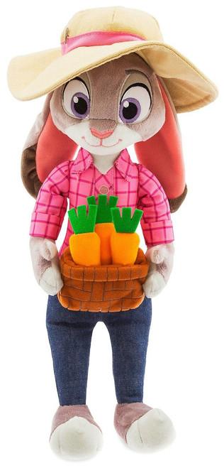 Disney Zootopia Judy Hopps Exclusive 16-Inch Plush