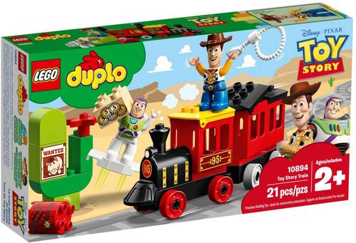 LEGO Duplo Toy Story Train Set #10894