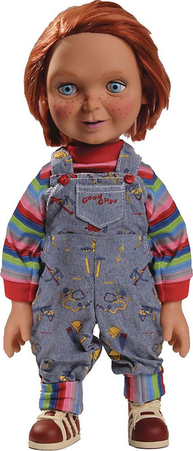 Child's Play Chucky 15-Inch Talking Figure [Good Guy]