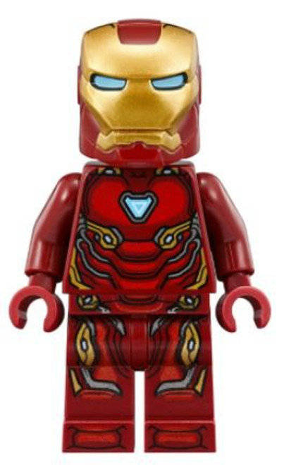 LEGO Marvel Super Heroes Avengers Infinity War Iron Man Minifigure [Loose]