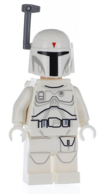 LEGO Star Wars Boba Fett Minifigure [White Loose]