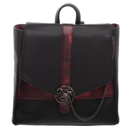 Game of Thrones House Targaryen Mini Backpack