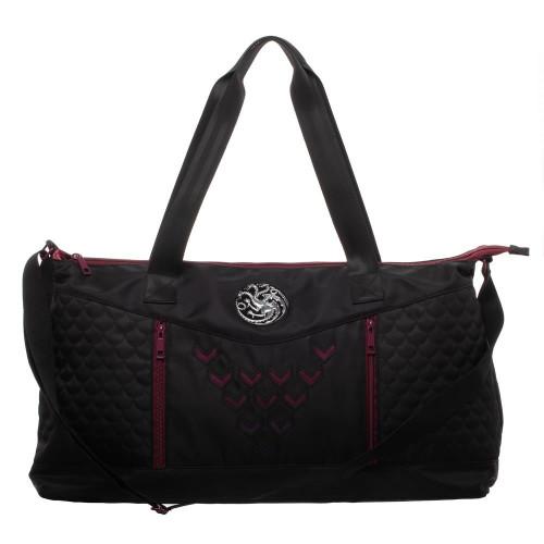 Game of Thrones House Targaryen Athletic Duffle Bag
