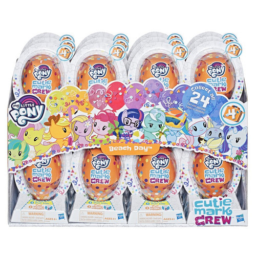My Little Pony Cutie Mark Crew Series 4 Away We Go Mystery Box [24 Packs]