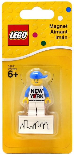 LEGO New York Minifigure Magnet #853599