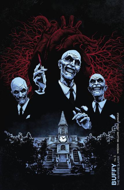 Boom Studios Buffy The Vampire Slayer #3 Comic Book [Buoncristiano Variant]