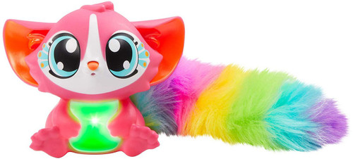 Lil' Gleemerz Babies Hot Pink Interactive Toy