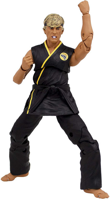 The Karate Kid Johnny Lawrence Action Figure (Pre-Order ships May)