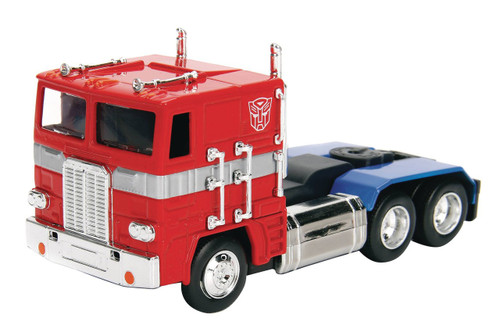Transformers Generation 1 Optimus Prime 1:32 Die Cast Vehicle [G1 Version]