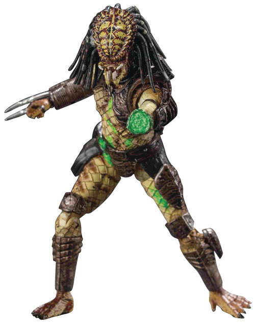 Predator 2 City Hunter Predator Exclusive Action Figure [Battle Damaged Version]