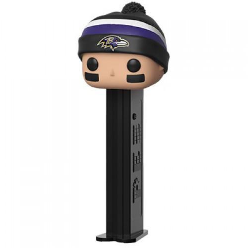 Funko NFL POP! PEZ Baltimore Ravens Candy Dispenser [Beanie]