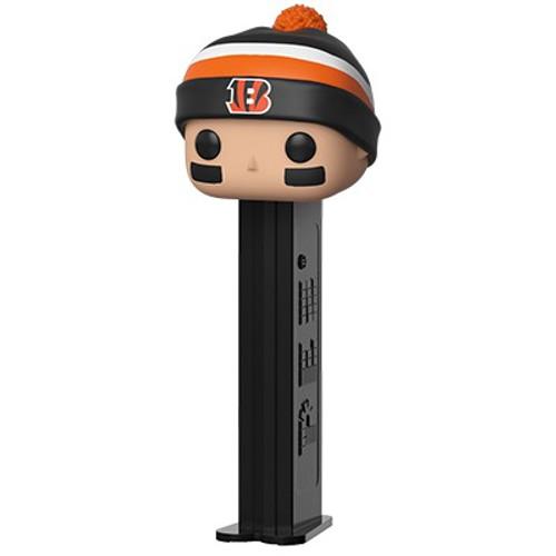 Funko NFL POP! PEZ Cincinatti Bengals Candy Dispenser [Beanie]