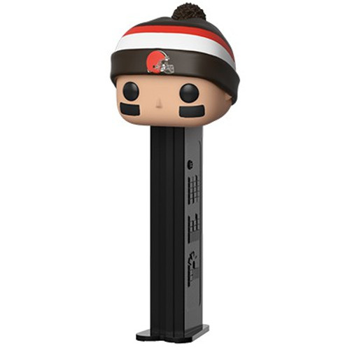 Funko NFL POP! PEZ Cleveland Browns Candy Dispenser [Beanie]