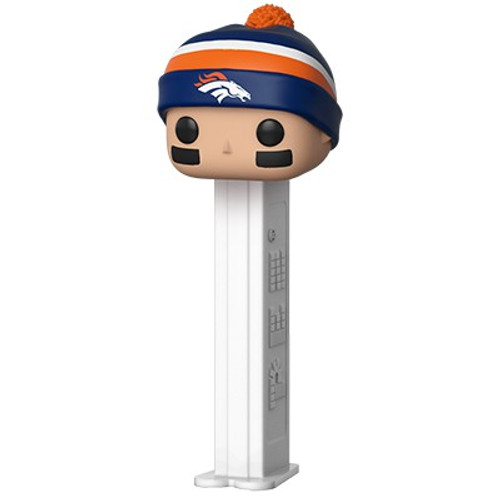 Funko NFL POP! PEZ Denver Broncos Candy Dispenser [Beanie]