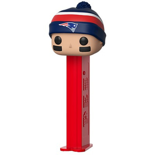Funko NFL POP! PEZ New England Patriots Candy Dispenser [Beanie]