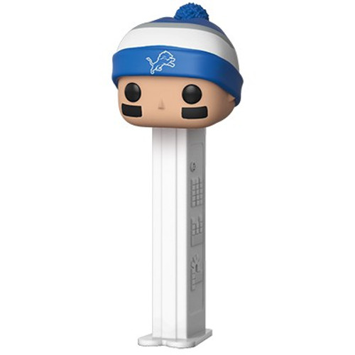 Funko NFL POP! PEZ Detroit Lions Candy Dispenser [Beanie]