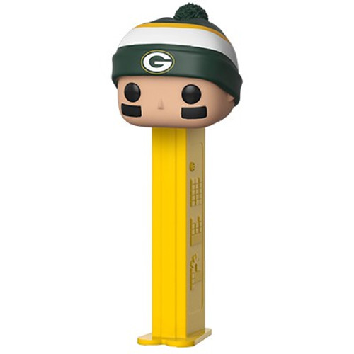 Funko NFL POP! PEZ Green Bay Packers Candy Dispenser [Beanie]