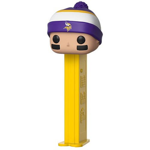 Funko NFL POP! PEZ Minnesota Vikings Candy Dispenser [Beanie]