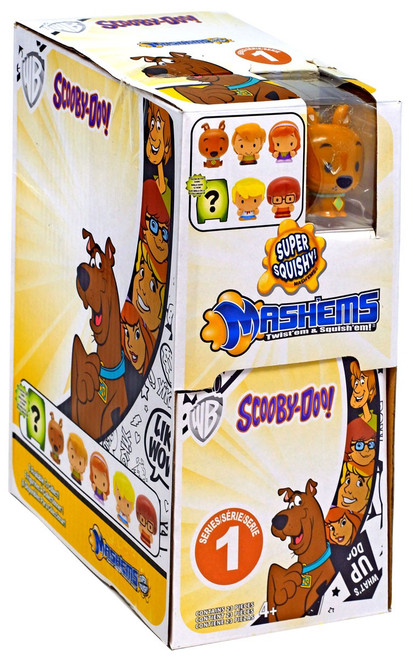 Mash'Ems Scooby Doo Mystery Box [23 Packs]