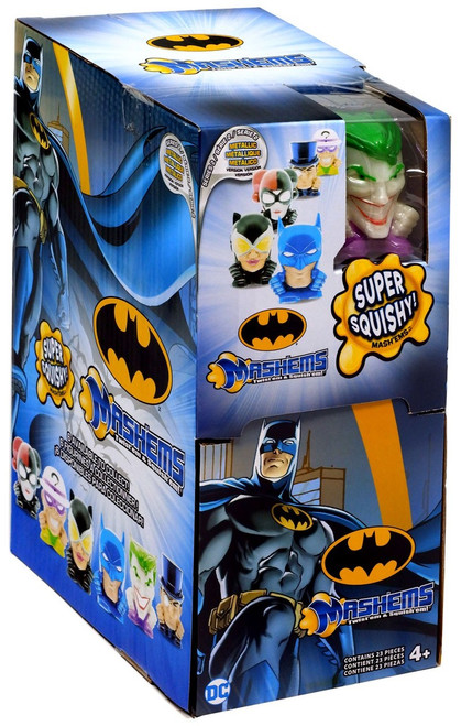 DC Batman Mash'Ems Series 2 Mystery Box [23 Packs]