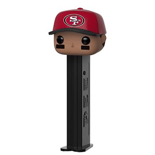 Funko NFL POP! PEZ San Francisco 49ers Candy Dispenser [Cap]
