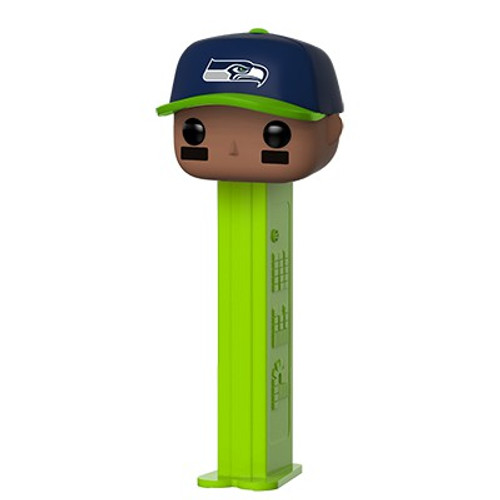 Funko NFL POP! PEZ Seattle Seahawks Candy Dispenser [Cap]