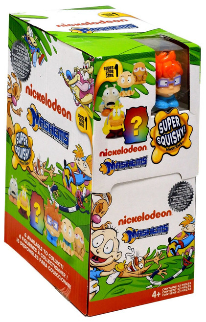 Mash'Ems Series 1 Nickelodeon Mystery Box [23 Packs]