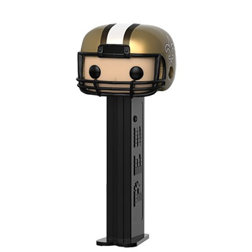Funko NFL POP! PEZ New Orleans Saints Candy Dispenser [Helmet]