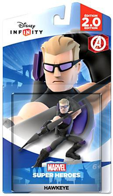 Disney Infinity 2.0 Edition Marvel Super Heroes Hawkeye Game Figure