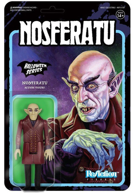ReAction Halloween Series Nosferatu Action Figure [Original Edition]