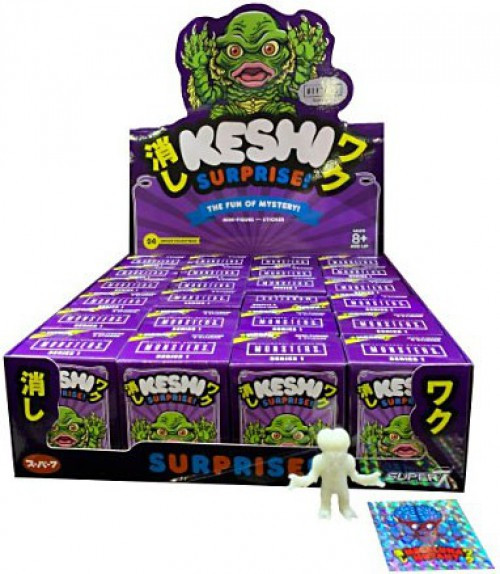 Keshi Surprise Wave 1 Universal Monsters 3.75-Inch Mystery Box [24 Packs]