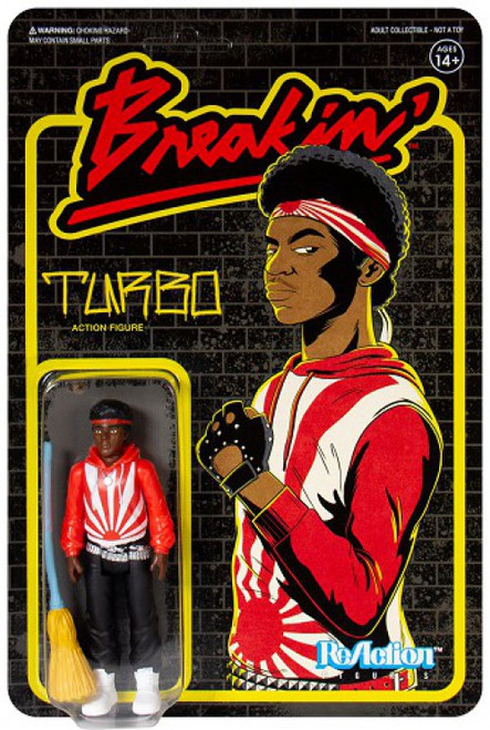 ReAction Breakin Turbo Action Figure
