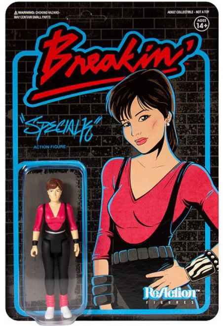ReAction Breakin Special K Action Figure