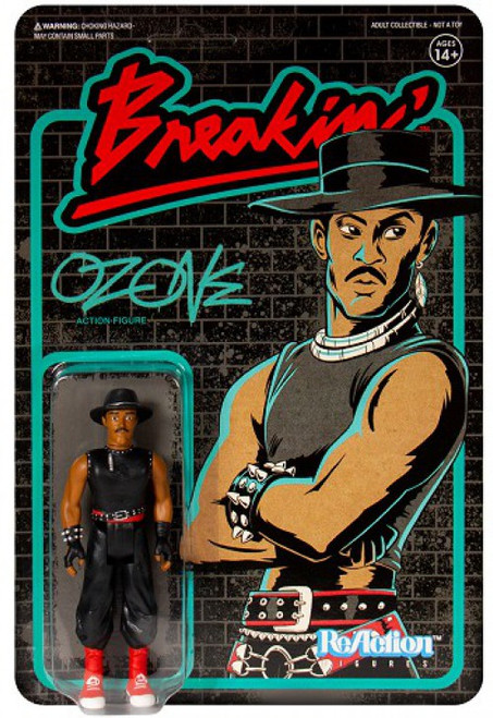 ReAction Breakin Ozone Action Figure