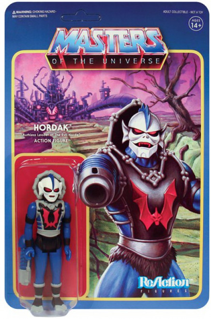 ReAction Masters of the Universe Series 5 Hordak Action Figure