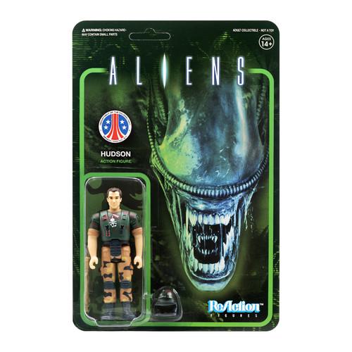 ReAction Aliens Hudson Action Figure