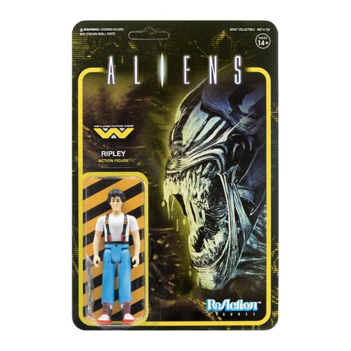 ReAction Aliens Ripley Action Figure