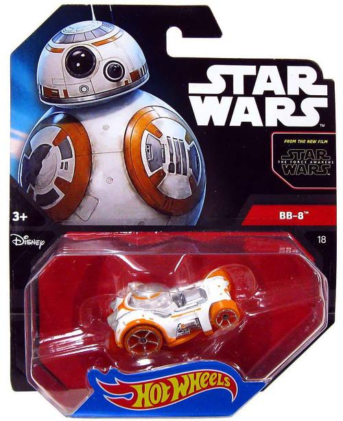 Hot Wheels Star Wars BB-8 Die-Cast Car