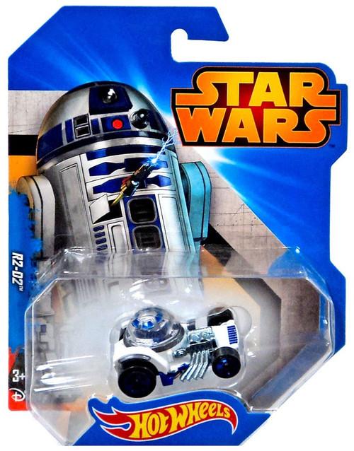 Hot Wheels Star Wars R2-D2 Die-Cast Car