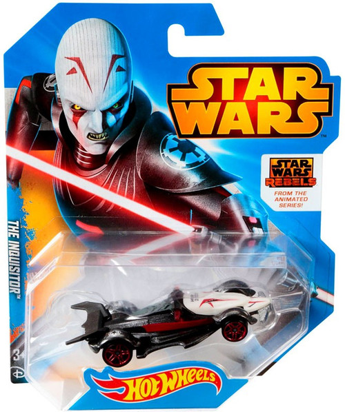 Hot Wheels Star Wars The Inquisitor Diecast Car
