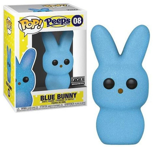 Funko Peeps POP! Candy Blue Bunny Exclusive Vinyl Figure #08
