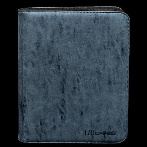 Ultra Pro Suede Collection Sapphire 9-Pocket Premium Pro Binder