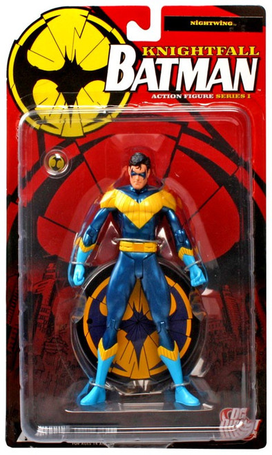Batman Knightfall Nightwing Action Figure [Damaged Package]