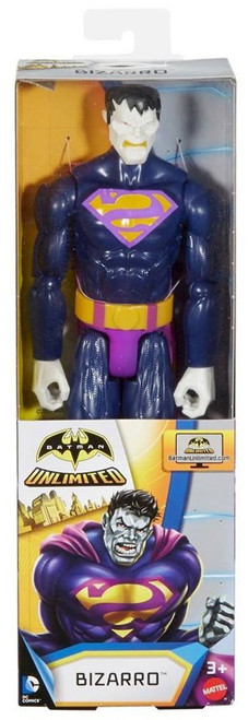 DC Batman Unlimited Bizarro Action Figure [Damaged Package]