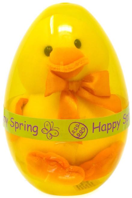 Hugfun Easter Ducky Plush