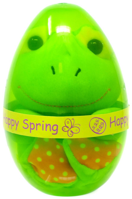 Hugfun Easter Frog Plush