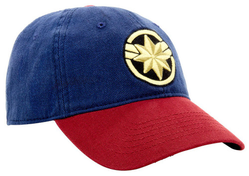 Disney Captain Marvel Adjustable Cap