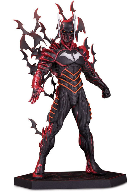 Batman Designer Series Dark Nights: Metal Red Death 8.2-Inch Statue [Greg Capullo]