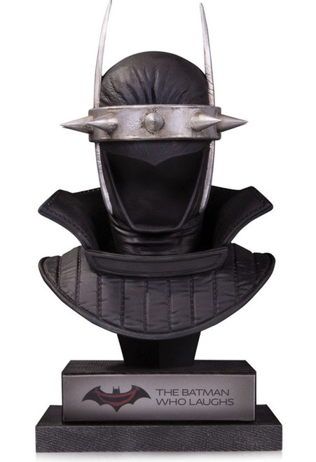 DC Dark Nights: Metal The Batman Who Laughs Cowl Prop Replica
